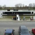 Béke úszóház – béke poraira 2012.