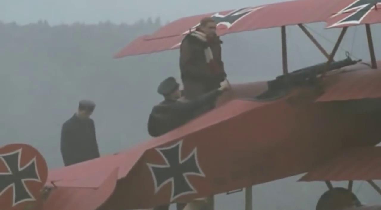 A Vörös Báró képe