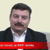 Berényi József: az autonómia a felvidéki magyarok megmaradását jelentené
