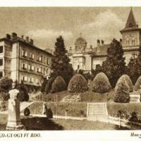 Horthy-szobor Balatonfüreden