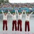 Olimpiai bajnok a női kajaknégyes 500 méteren!