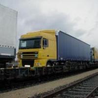 Végveszélyben a kamionok vasúti szállítása?