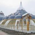 Nem látogatják az új Makovecz-fürdőt
