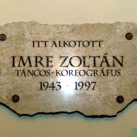 Imre Zoltánra emlékezett a Szegedi Kortárs Balett
