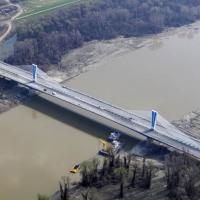 Építőipari Nívódíjat kapott a szegedi Móra Ferenc híd