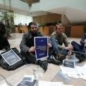 Felsőoktatási keretszámok – Oktatók és hallgatók elfoglalták a kormányhivatal földszintjét Szegeden