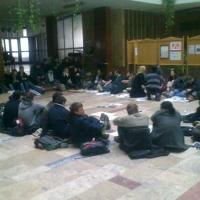 Felsőoktatási keretszámok – Vendégként tekint a kormányhivatal a demonstráló hallgatókra Szegeden