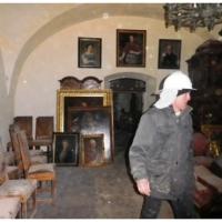 Magyar felajánlás a krasznahorkai vár bútorainak restaurálására