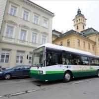 Önjáró trolibusz Szegeden