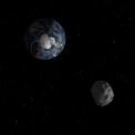 Elszáguldott a Föld mellett a 2012 DA 14-es aszteroida