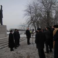 A II. világháború civil áldozataira emlékeztek