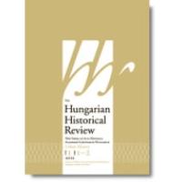 Új, angol nyelvű történettudományi folyóirat a magyar történelemről
