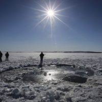 Megtalálták a cseljabinszki meteorit maradványait
