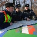 Határrendészeket avattak Csongrád megyében