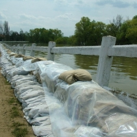 Mérsékelték a belvízvédelmi készültséget az Alsó-Tisza vidékén