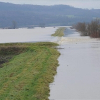 Lassú apadás várható a Tisza alsó szakaszán