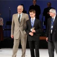 Papp Balázs kapta az első Szent-Györgyi Talentum Díjat