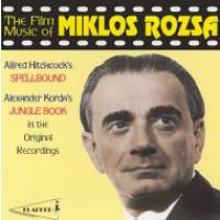 Rózsa Miklós, magyar születésű zeneszerző, háromszoros Oscar-díjas filmzeneszerző