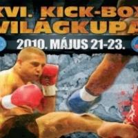 Kick-box karate Világkupa Szegeden 19 ország versenyzőivel