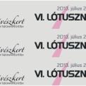VI. Lótusznapok (2013. július 27-28.)