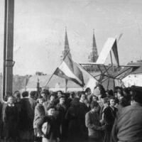 A forradalom bölcsője – Szeged (1956)