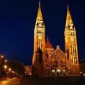 Toronynyitás a Szegedi Dómban