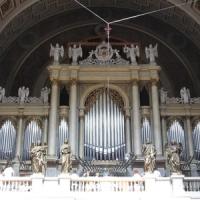 Orgonáról orgona mellől – orgonabemutató