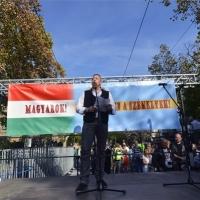 Székelyek menete – Több magyarországi településen tartanak szimpátiatüntetést