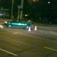 Rendőrautó karambolozott Szegeden