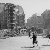 Szívszorító fényképeken az ostromverte Budapest