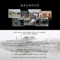 Szőke Tisza fénykép-kiállítás a Fekete Házban
