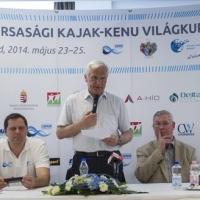 Kajak-kenu vk – Hét arannyal és összesen húsz éremmel zártak a magyarok