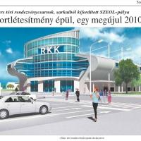 Két új sportcsarnokunk lesz 2010-re! – Időutazás Botkalandban