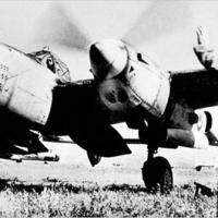 """1945. – Az első német """"öngyilkos"""" pilóták bevetése az amerikai terrorbombázások ellen"""