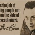 A magyarok vére – Albert Camus