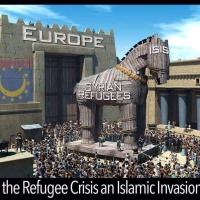 Bevándorló-hullám … Semsem-invázió