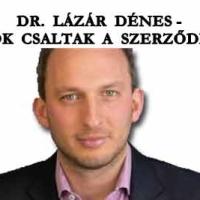 DR. LÁZÁR DÉNES – A BANKOK CSALTAK A SZERZŐDÉSEKKEL