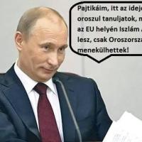 Most már érdemes oroszul tanulni…