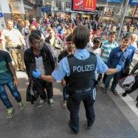 Izraeli válasz a menekült válságra
