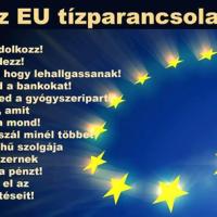 Az EU mai tízparancsolata