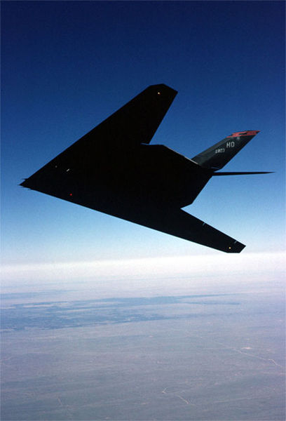 F-117A Nighthawk kép