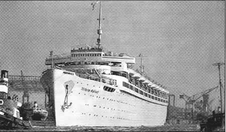 Gustloff hajó kép