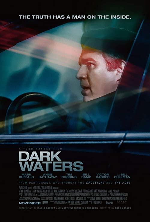 Sötét vizeken poszter