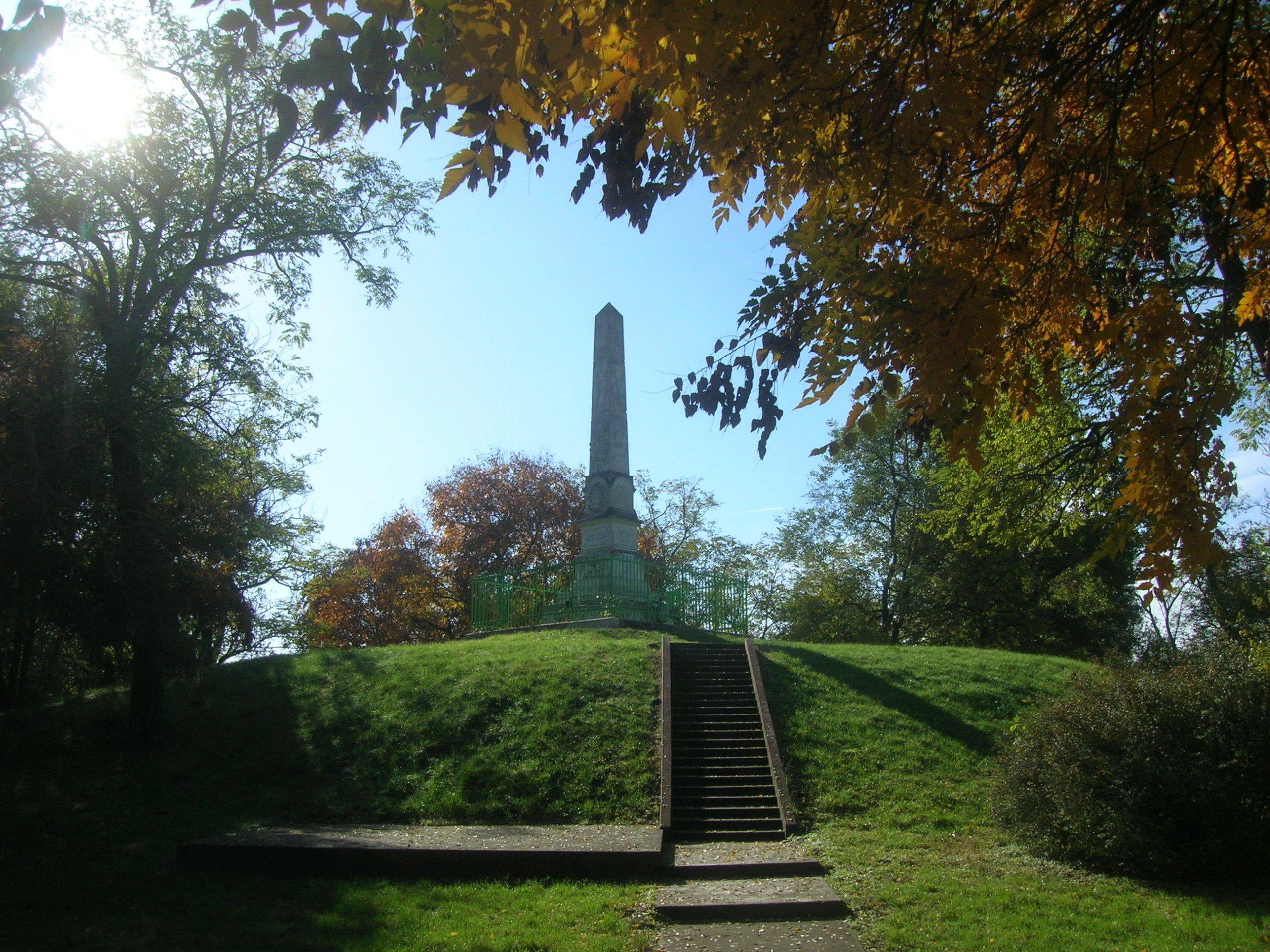 Őszi tájkép kép