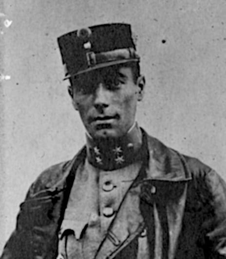 Héjjas Iván, a Rongyos Gárda alapítója – Rongyos Gárda